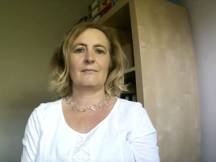 Sharon Mustard founder and director of easibirthing and parenting