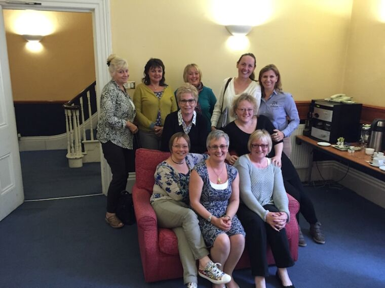 Easibirthing Teaching Hypnobirthing In Leicester To Other Hypnotherapists 1
