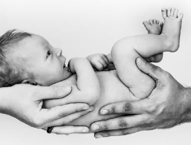 Babies are active participants in birth, not passive recipients.